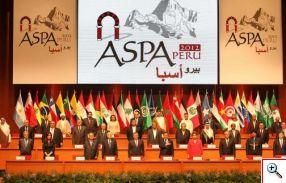 Los 33 países representantes del ASPA