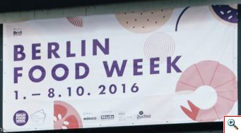 Berlin Food Week 2016. Foto cortesía Berlin Food Week